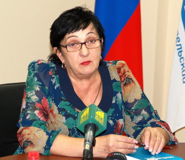 Нина Ворожеева.