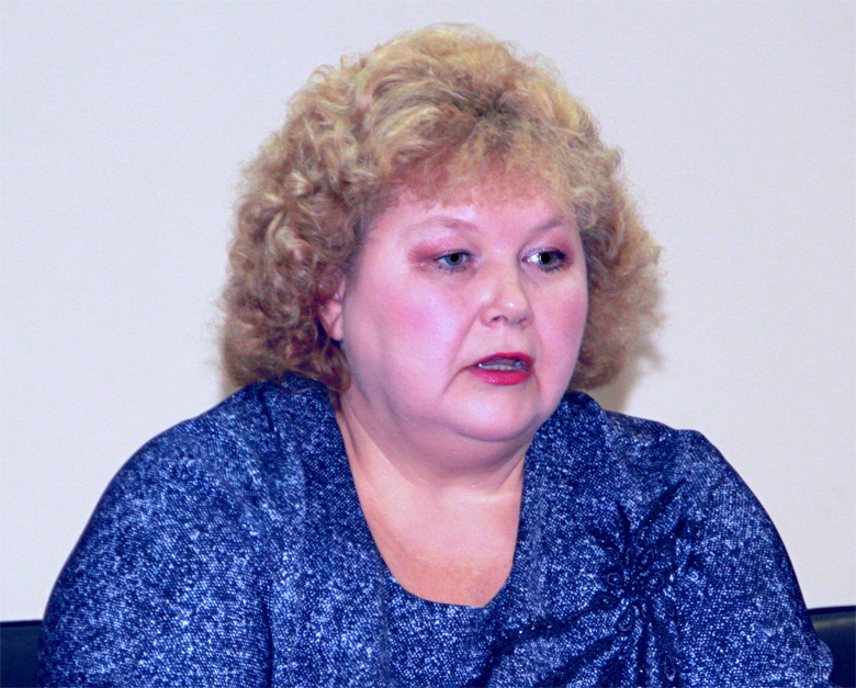 Ирина Трофимова.