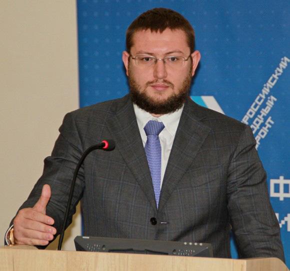 Владислав Ставицкий.