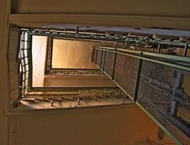 Аварийный лифт.
