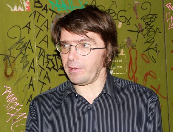 Павел Красовский.