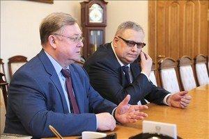Сергей Степашин и Константин Цицин. Фото: www.donland.ru