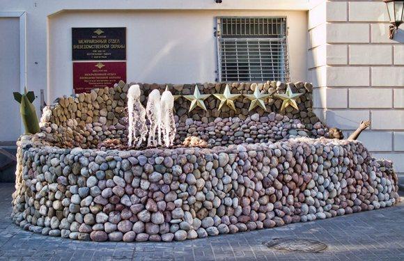 Волгоградский фонтан.