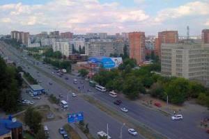 Проспект Космонавтов в Ростове