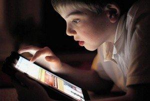 Ребенок в Интернете.