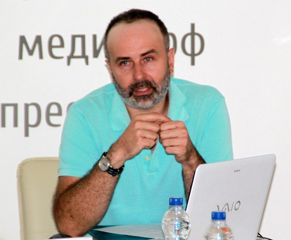 Роман Бочарников.