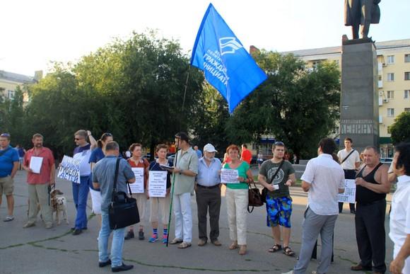 В Ростове тоже есть граждане!