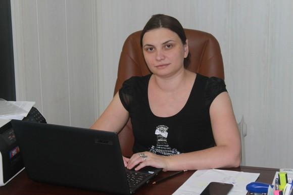 Юлия Гасанова.
