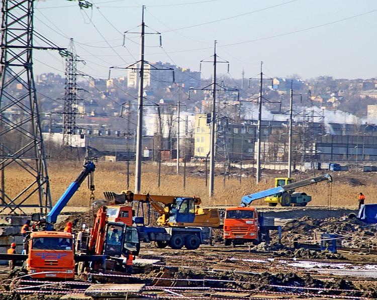 С них открываются панорамные виды на Ростов.