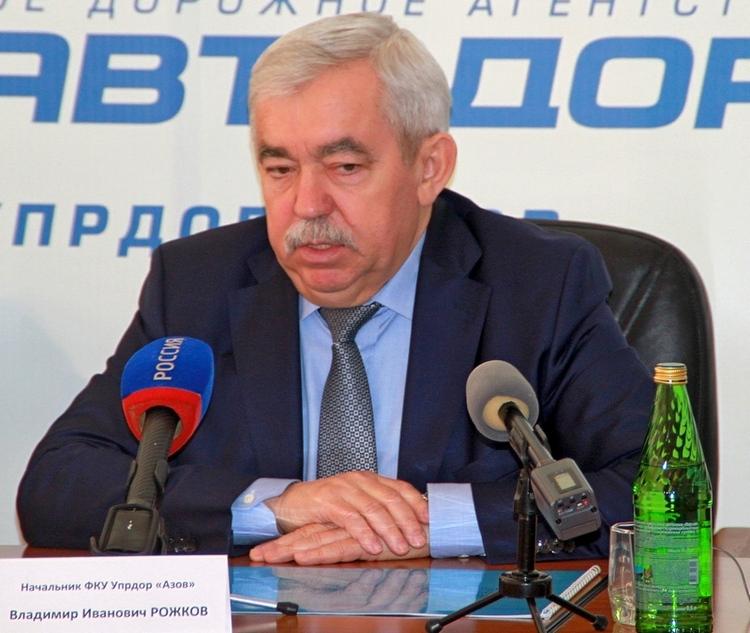 Владимир Рожков.