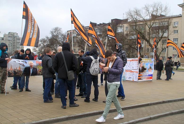 НОД в Ростове не снискал популярности.