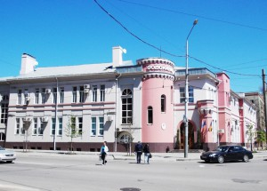 Ростовский водоканал.