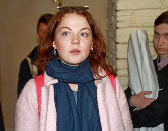 Яна Гончарова.