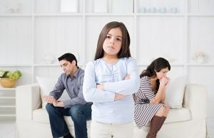 При разводе имущественные права ребенка не должны ущемляться.