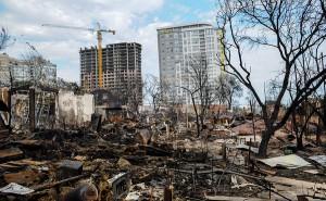 Говнярка после летнего пожара - главный ростовский антибренд.