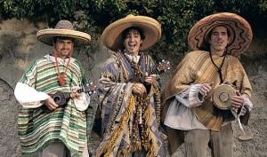 Гости из Мексики не могут найти жилья в гостеприимном Ростове.