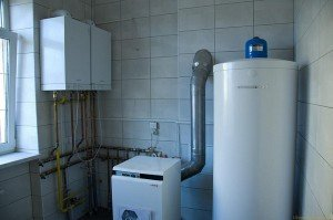 Газовые котлы - лучшее решение для обогрева домов.